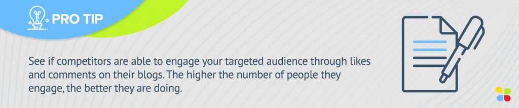 engage with your target audience